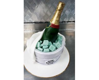 Champagnes Cake