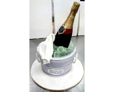 Champagne Cake