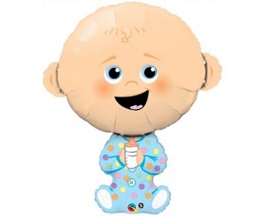 Baby Boy Shape Balloon 97 cm