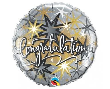 Congratulations Balloon 46 cm