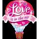 Love is in the Air Balloon 105 cm