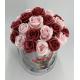 35 Soap Roses in Box