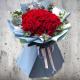 Sugar Love - 100 Red Roses