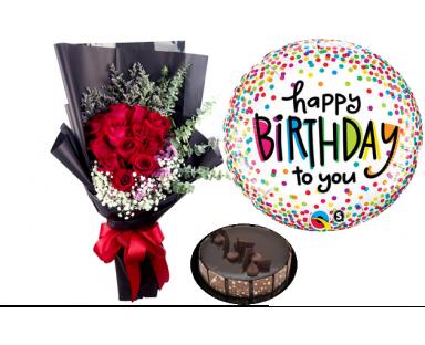 Bestseller Birthday Gift Set