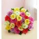 Multi Color Roses Bouquet