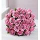Purple Roses Designer Bouquet