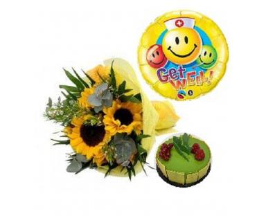 Get Well Gift Set