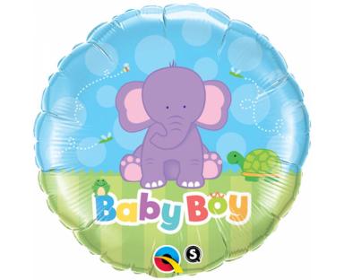 Baby Boy Balloon  47 cm