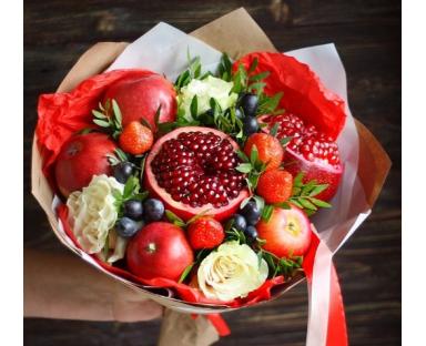 Fruit Bouquet Love