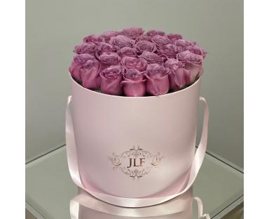 Moodie Blue Rose Box