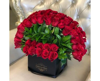 Signature Standing Rose Box