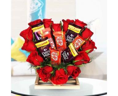 Gift Heart Box