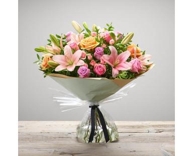 Silky-smooth petals