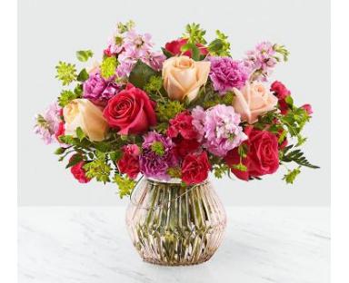 Blossom-filled