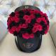 Signature Black & Fuchsia Rose Box