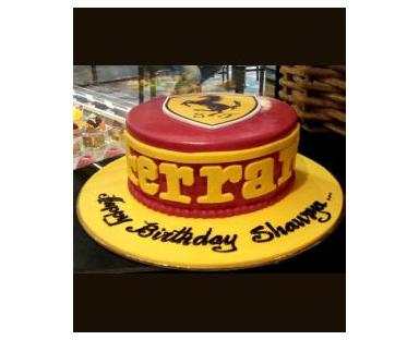 Customized Cake 39