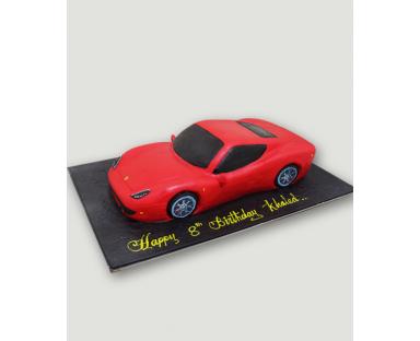 Ferrari Cake (25-250 Portions)