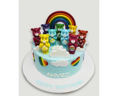 Bear Cake (25-250 Portions)