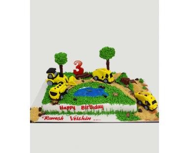 Customized Cake 88