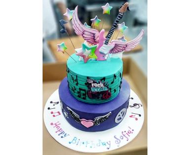 Customized Cake 90