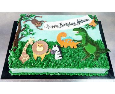 Customized Cake 92