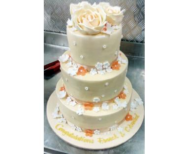Customized Cake 102