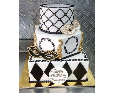Customized Cake 119