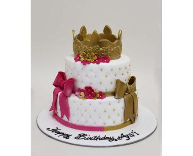 Customized Cake 121