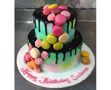 Customized Cake 131