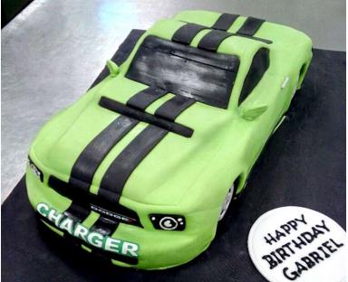 Dodge Cake