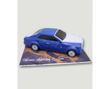 Rolls Royce Cake