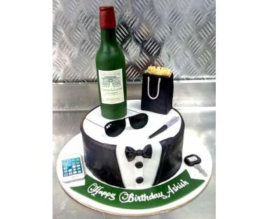 Fashion Cake for Man
