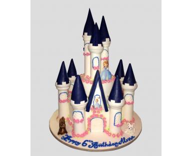 Sofia Castle Cake