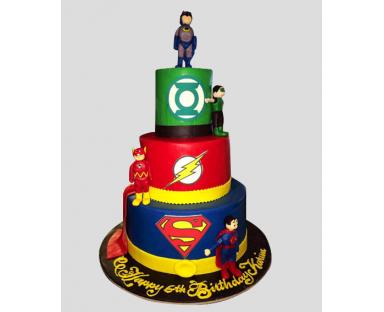 Hero Cake
