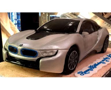 BMW i Cake