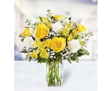 7 Roses 7 Alstroemerias 7 Carnations