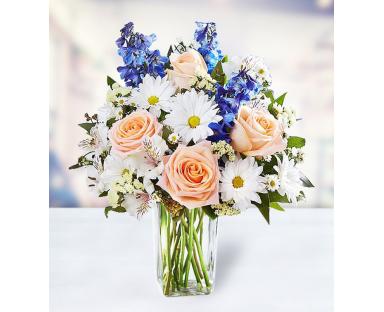 7 Roses 5 Alstroemerias 7 Chrisantiums 7 Montecasino