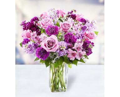 10 Roses 10 Carnations 10 Alstroemerias