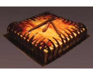 Mocha Cake (8 Portions)