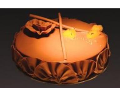Maracuja Cake (8 Portions)
