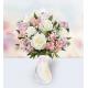 7 Roses 12 Carnations 7 Alstroemerias
